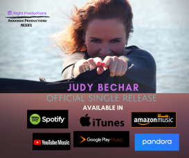 JUDY BECHAR OFFICIAL SINGLE RELEASE