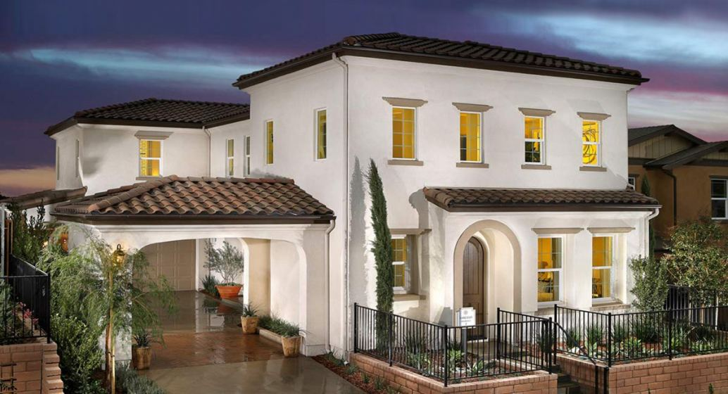 New homes in Ventura two miles from downtown and near the beach and harbor