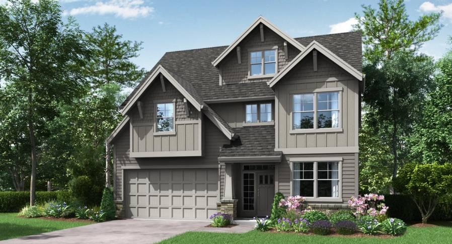 New single-family homes coming soon to Beaverton near Mountainside High School