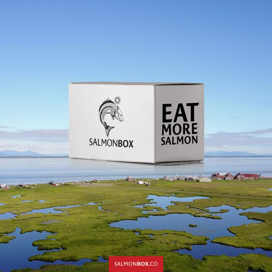 Salmon Box going live in early January 2019