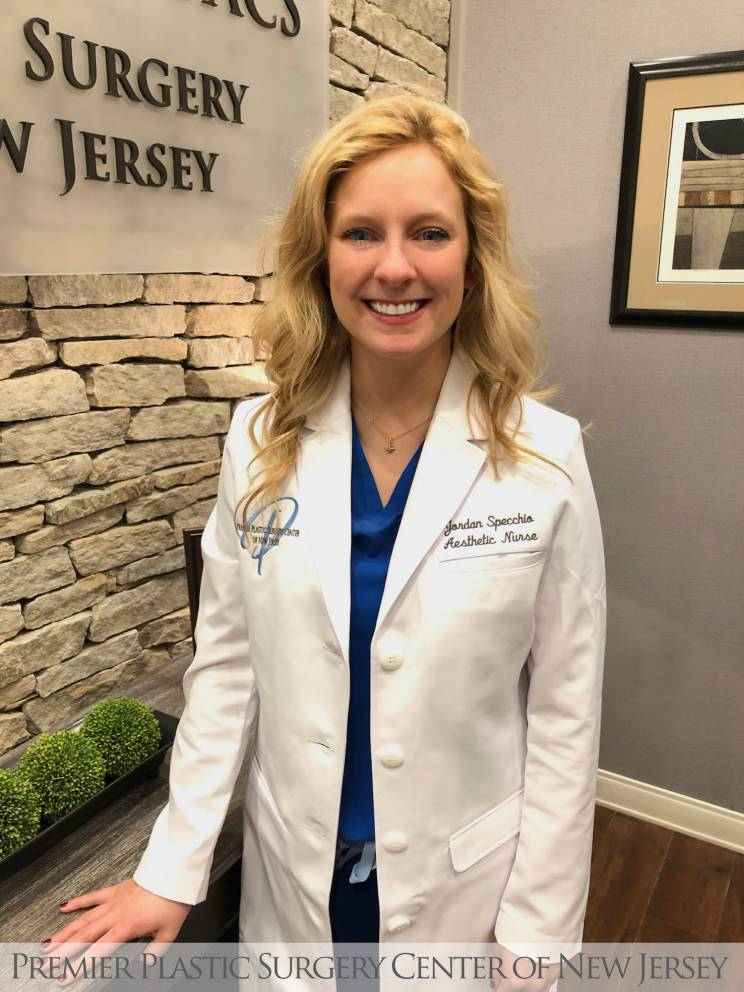 Jordan Specchio, BSN, Aesthetic Nurse