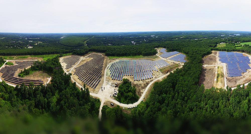 Conti Solar Turnkey EPC Service for Utility Scale Solar Projects