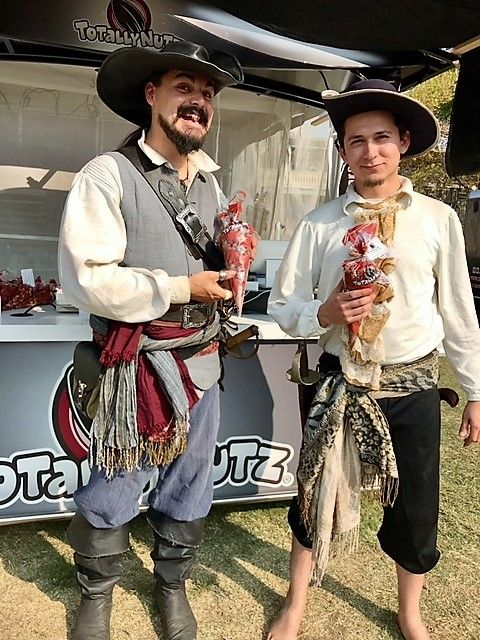 RENAISSANCE FAIR AUG 2018
