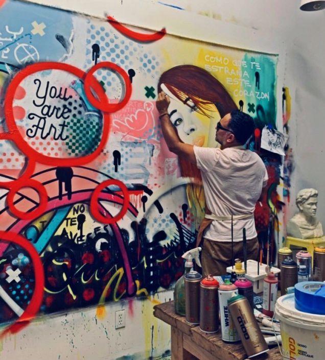 """You Are Art"" By Gennaro Garcia"