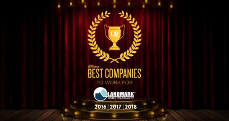 Landmark is one of the best companies to work for in Utah.
