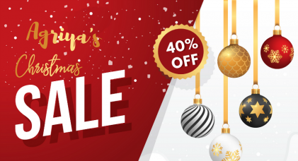 Agriya Christmas Sale