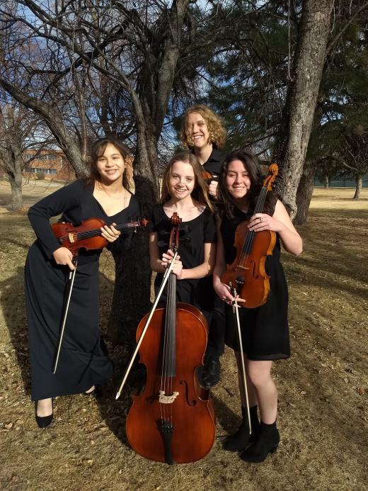 Thomas Jefferson High School String Quartet