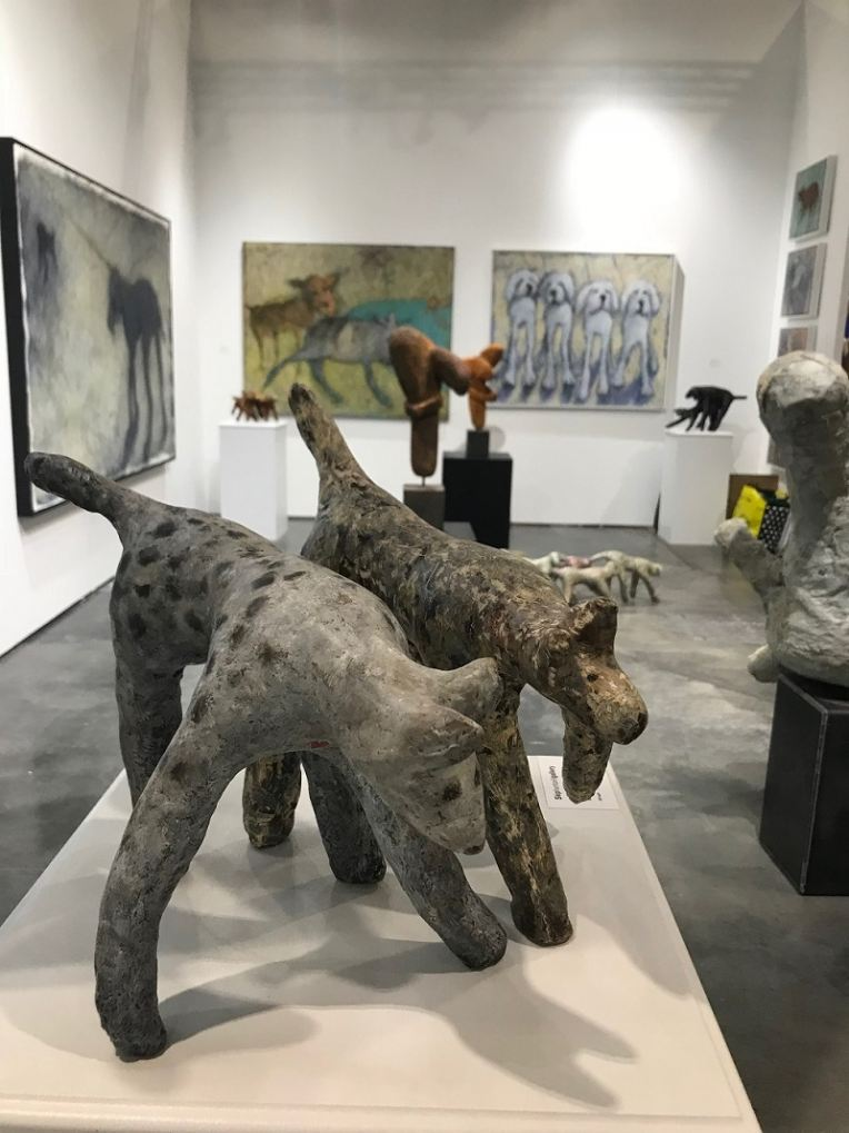Skp Hartzell Gallery at Art Palm Beach Booth 510