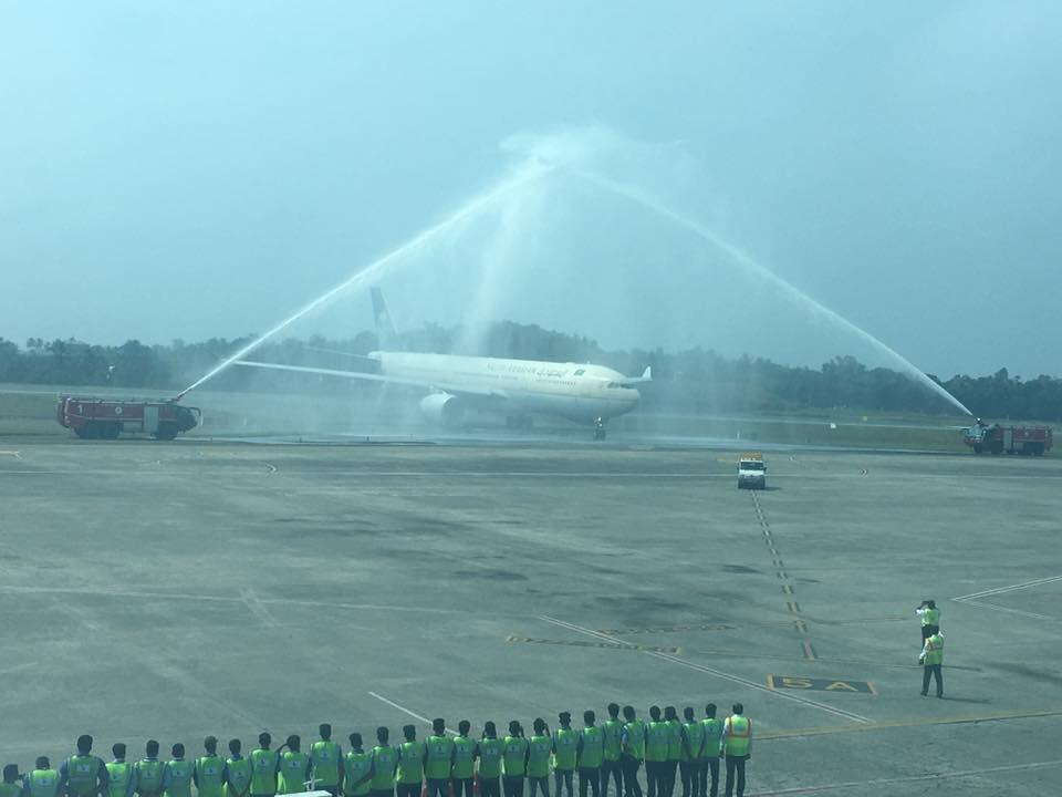 Saudia Cargo extends its services to Calicut Inter