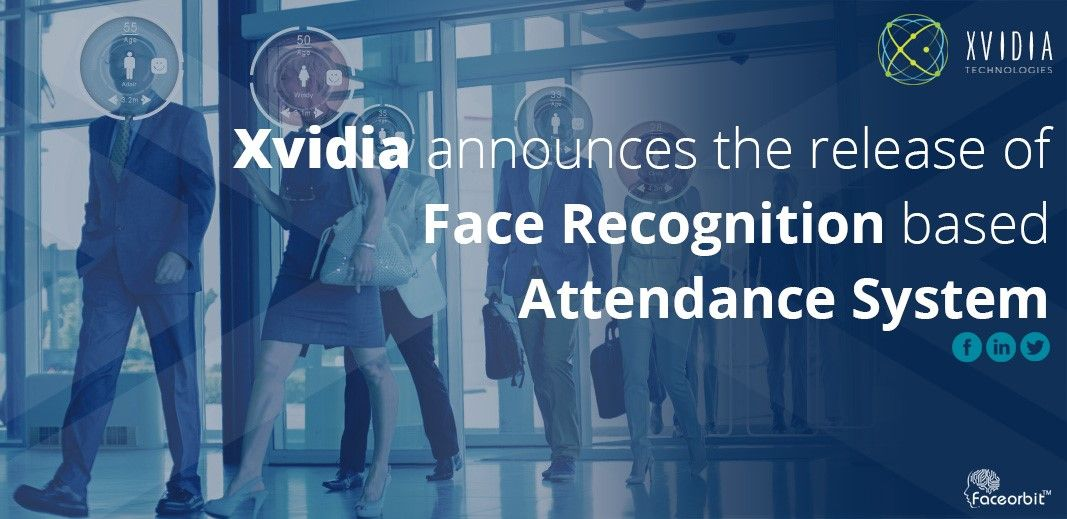 ATTENDANCE SYSTEM USES FACE RECOGNITION