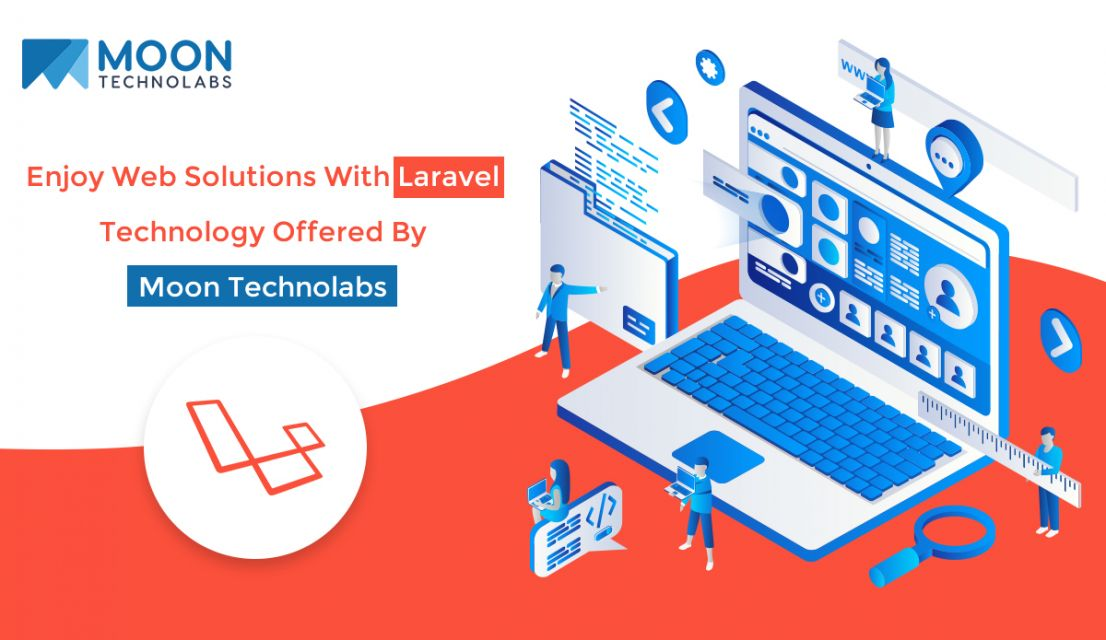 Enjoy Web Solutions With Laravel Technology Offere