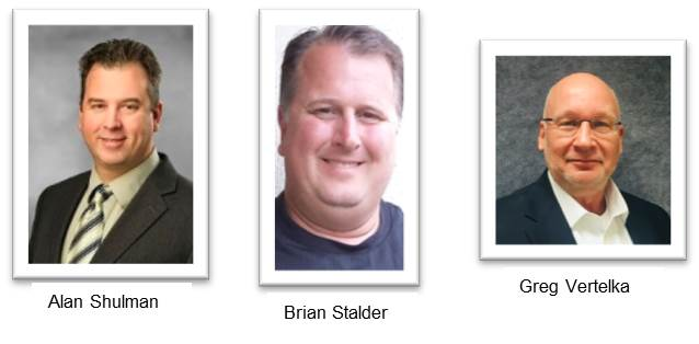 Shulman, Stalder and Vertelka