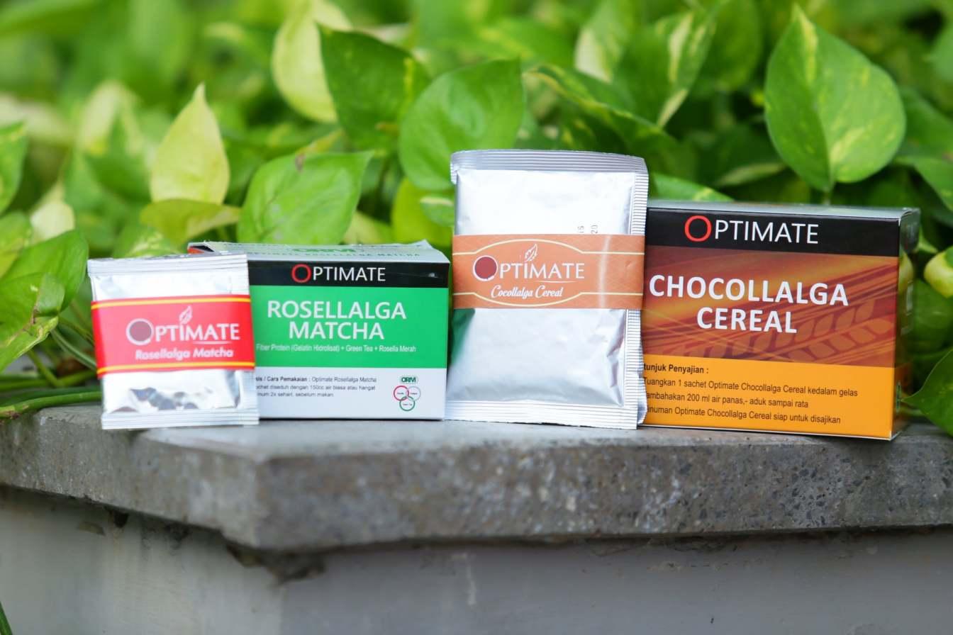 Obat Herbal Optimate Herbal  Kunci Sehat Alami