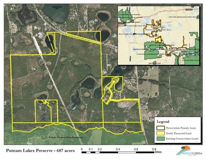 Putnam Lakes Preserve