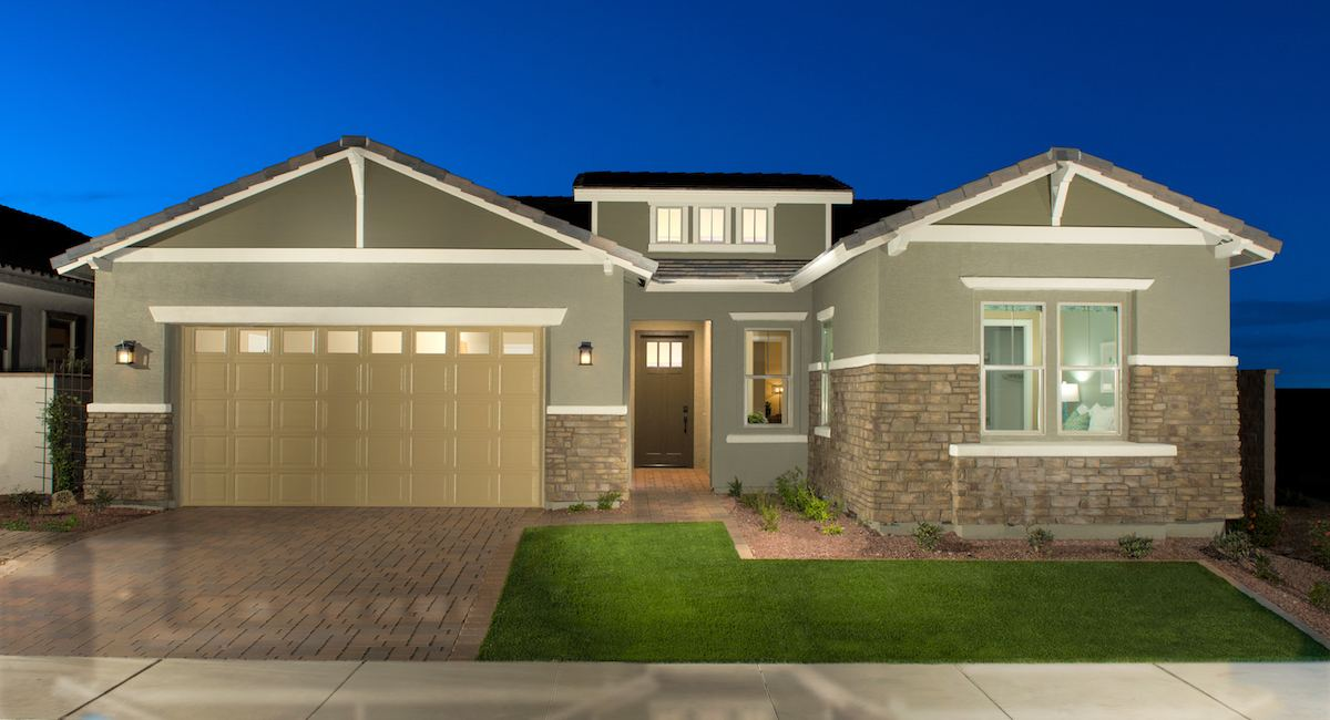New homes in Litchfield Park set within the amenity-rich Verrado masterplan
