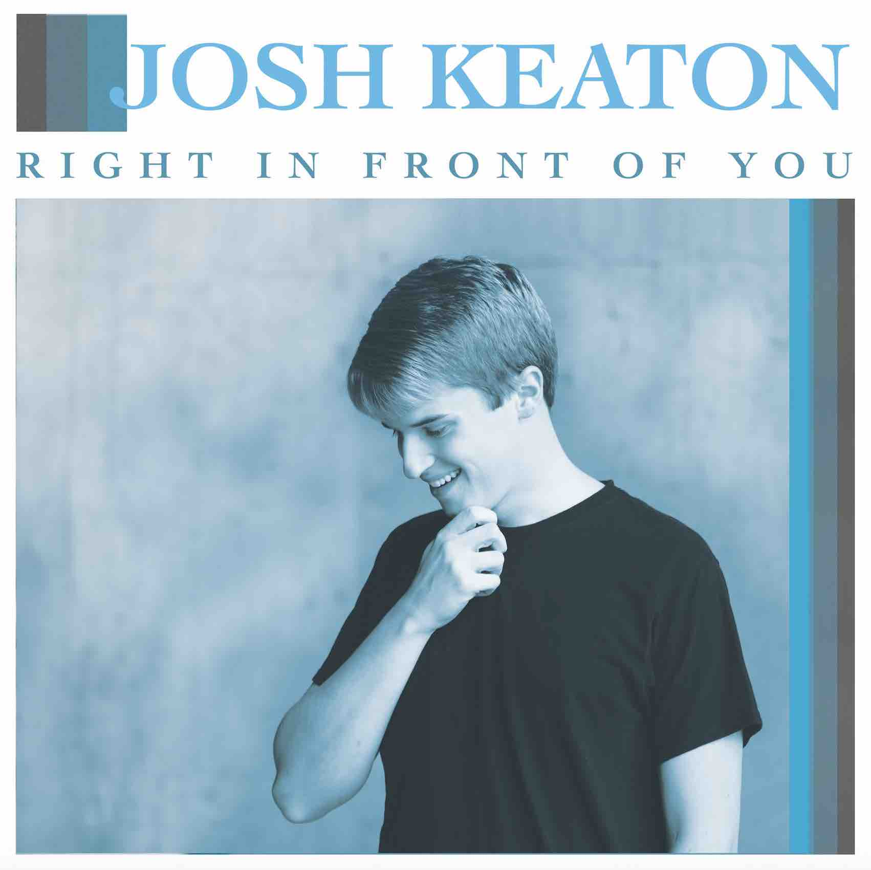 Right in Front of You | Josh Keaton