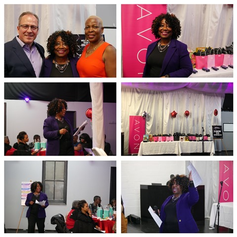 Avon Team Tenacity End-of-Year Soiree 2018.  Photos by Gregory T. Williamson