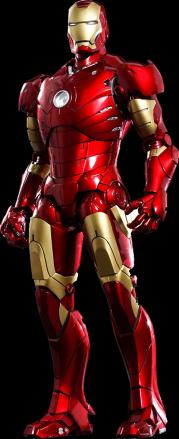 Iron Man Suit MARK 3