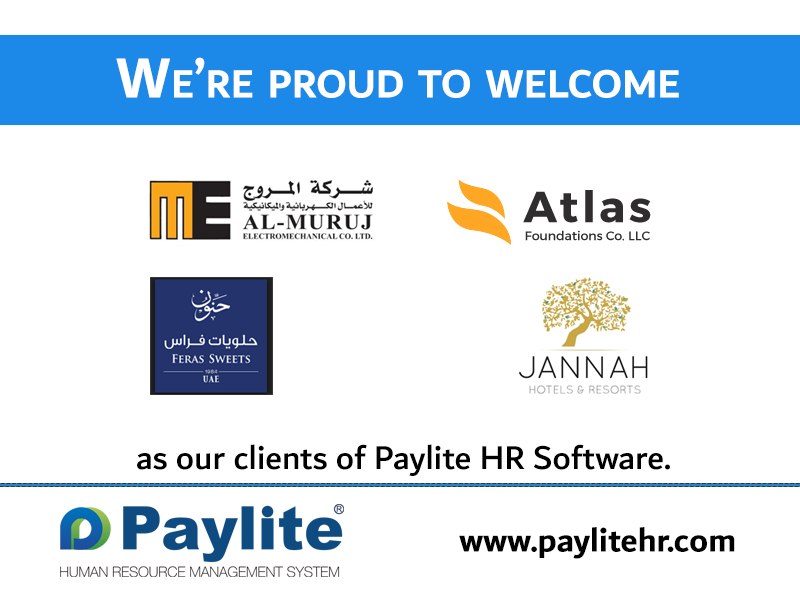 Paylite HR Software has been chosen by 4 companies from