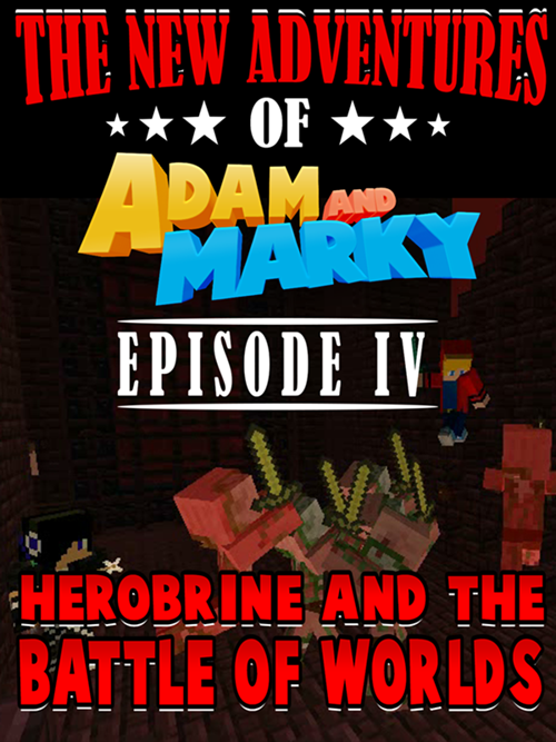 Adam and Marky Promo Poster