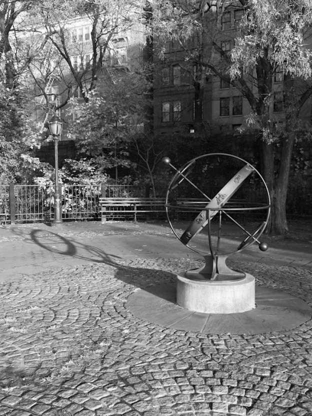 Promenade Globe by Patricia Carragon