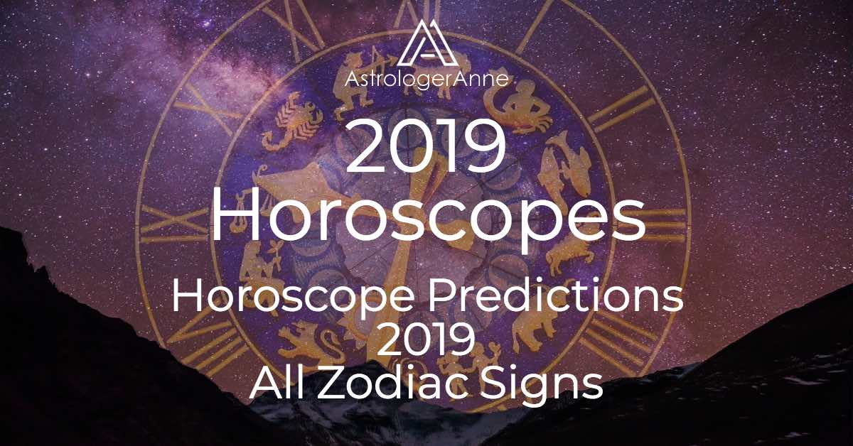 2019 horoscope predictions-see where life will expand, best bets for good year
