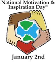 National Motivation & Inspiration Day Logo