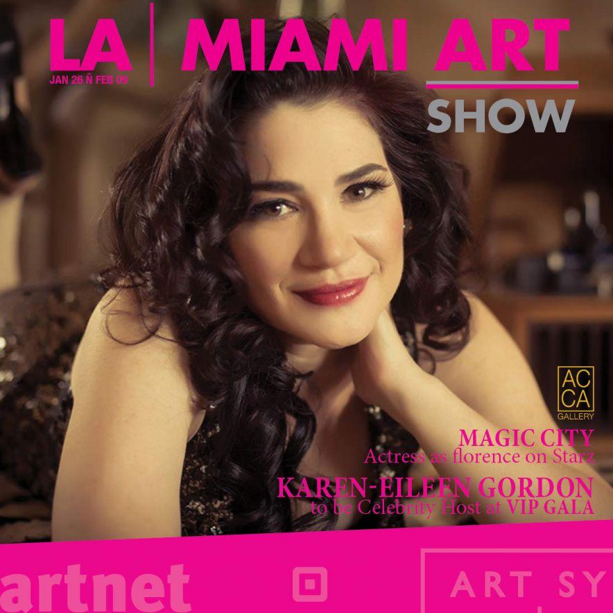 LA_MIAMI ART by AC Gallery Karen-Eileen Gordon