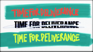 "Ajay Mathur's ""Time For Deliverance"""