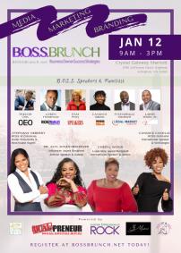 BOSS Brunch DC 2019