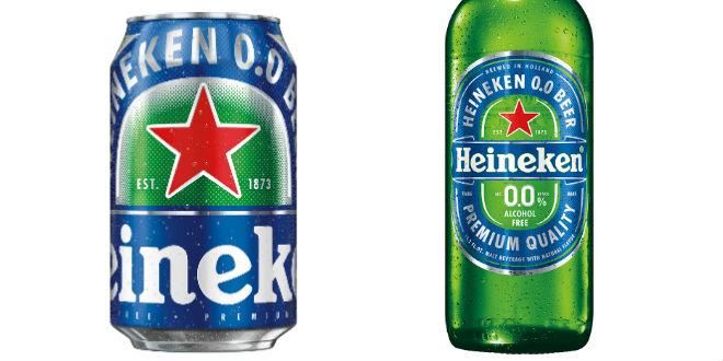 Heineken® 0.0  alcohol free
