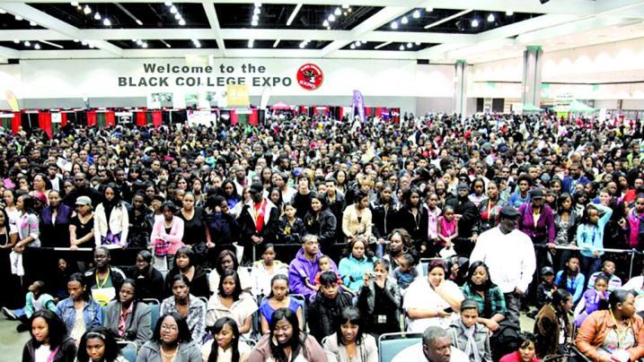 Black College Expo, KRPR Media, KimiRhochelle, Entertainment Publicist