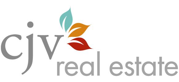 CJV Real Estate new logo and branding