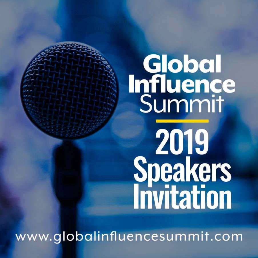 GIS Speakers Invitation