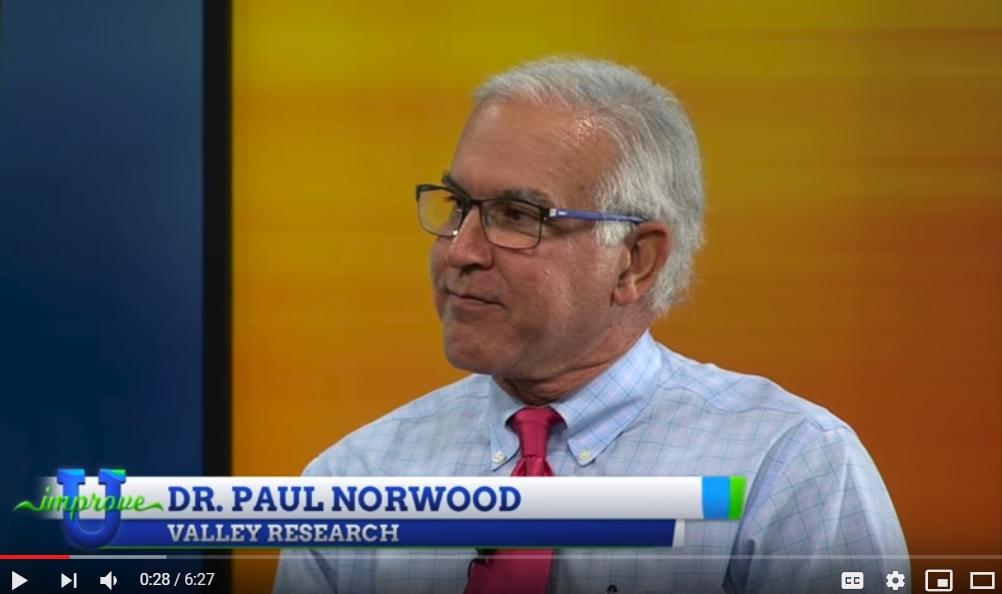 Dr Paul Norwood on Improve U Program, Fresno, California