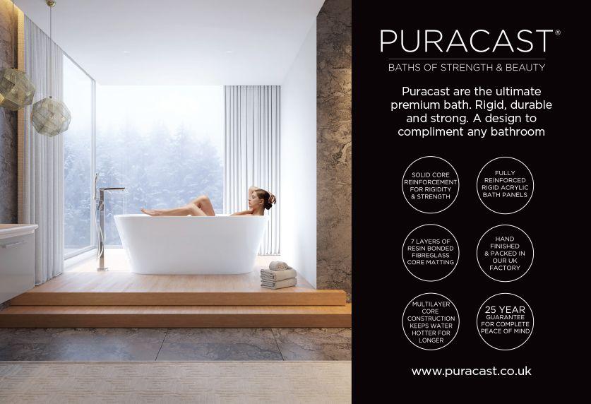 Puracast Baths