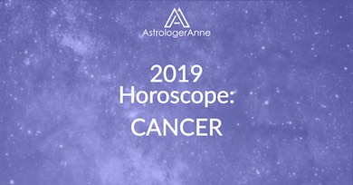 Cancers will see big changes this year. See why in the 2019 Cancer horoscope.