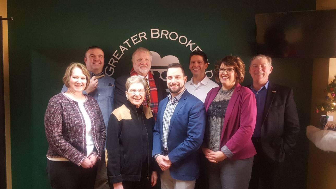 2019 Brookfield Chamber Ambassadors