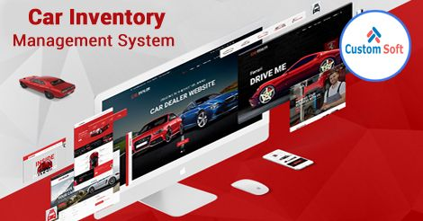 Top Selling Car Inventory Management System Released By Customsoft