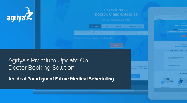 Agriya Doctor Appointment Solution Upgrade