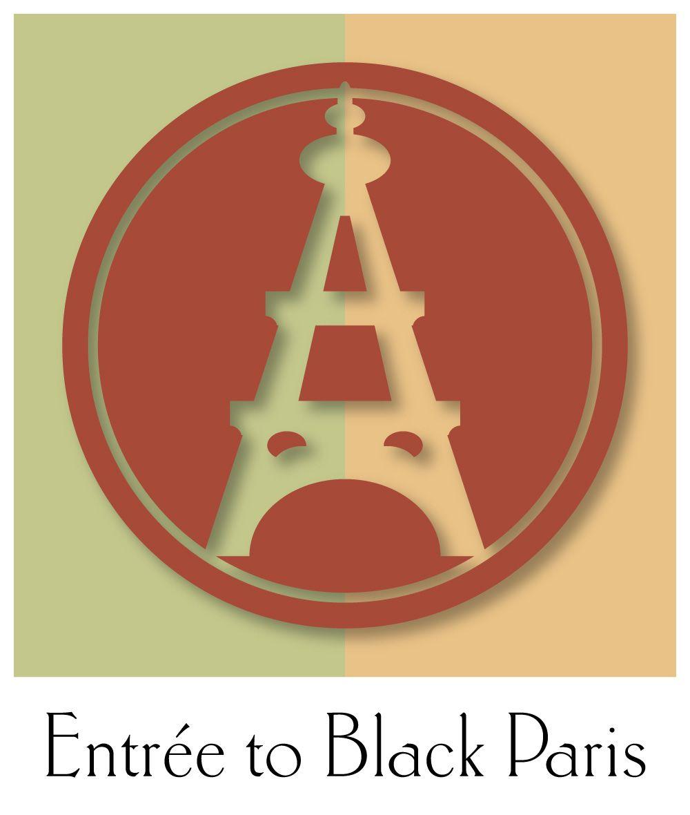 Entrée to Black Paris Logo