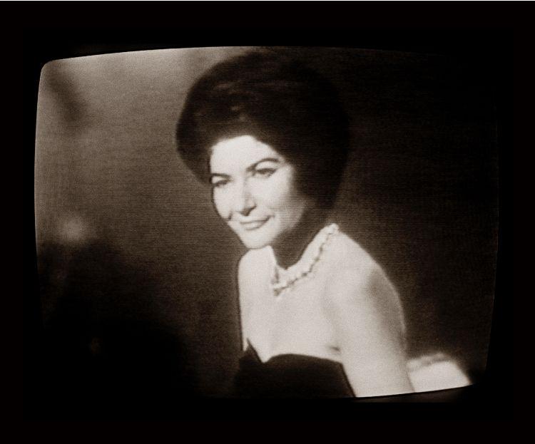 Maria Callas by Szabo