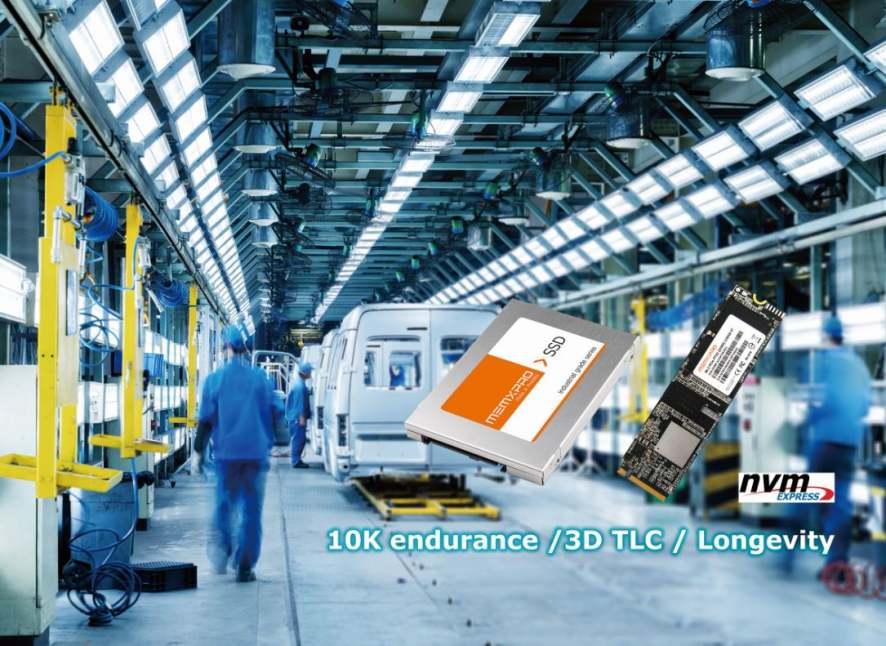 MEMXPRO M.2 2280 PCIe and U.2 PCIe PT33 Series