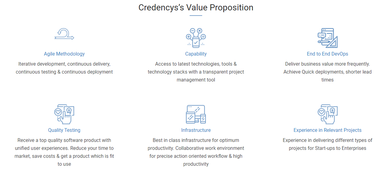 Credencys Solutions Inc. comes up with Flexible Hiring Models to Hire iPhone App developer -- Credencys Solutions Inc. | PRLog