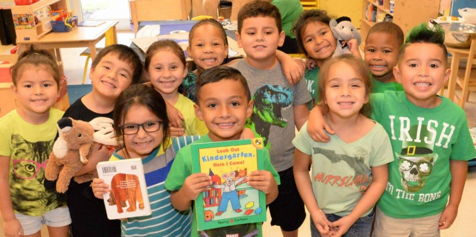 Guadalupe Center Students