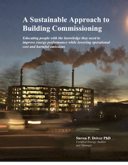 'A Sustainable Approach to Building Commissioning' by Steven Driver