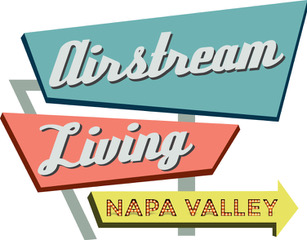 Airstream Living Napa Valley