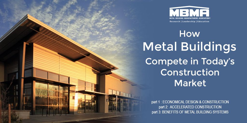 How Metal Buildings Compete in Today's Market