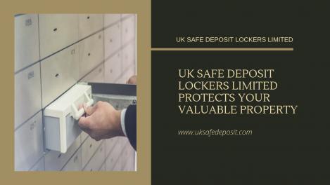 A presentation by uk safe deposit