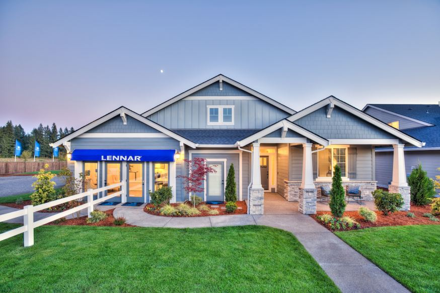 Tour two new models at Seven Wells Estates showcasing modern designs & features